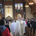 Catholic Schools Week Mass with Bishop Coleman  photo album
